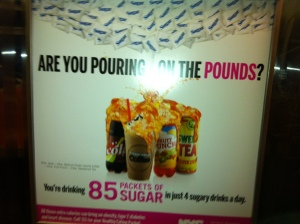 Mayor Bloomberg wants to restrict sugared drinks to 16oz size max