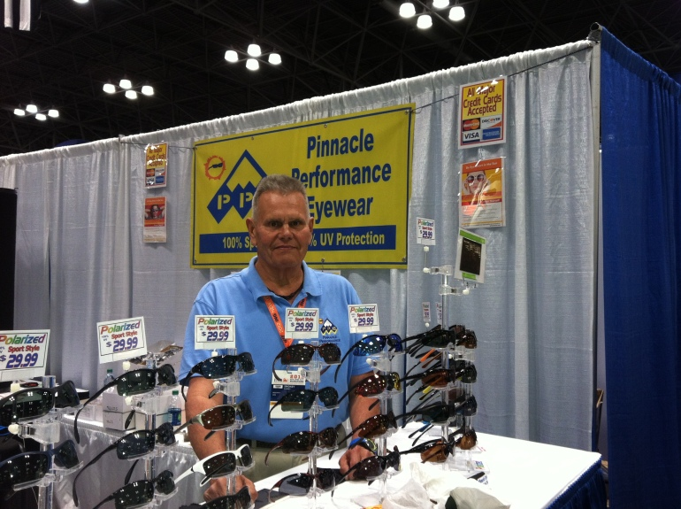 Smokey and his Sunglasses